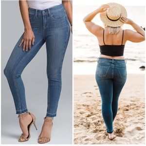 NYDJ Curves 360 Boost Skinny Jean Released Hem 18